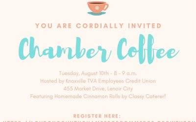 Chamber Coffee Hosted by Knoxville TVA Employees Credit Union