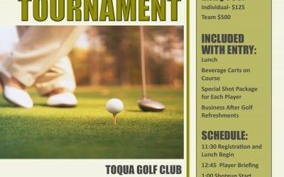 2021 Loudon County Chamber Golf Tournament