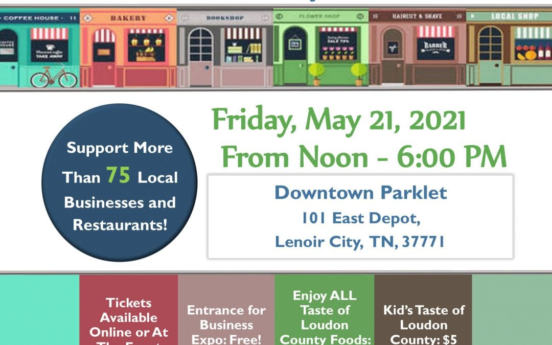 2021 Taste of Loudon County Business Expo