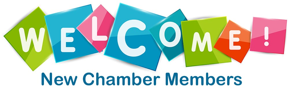 WELCOME NEW CHAMBER MEMBERS!